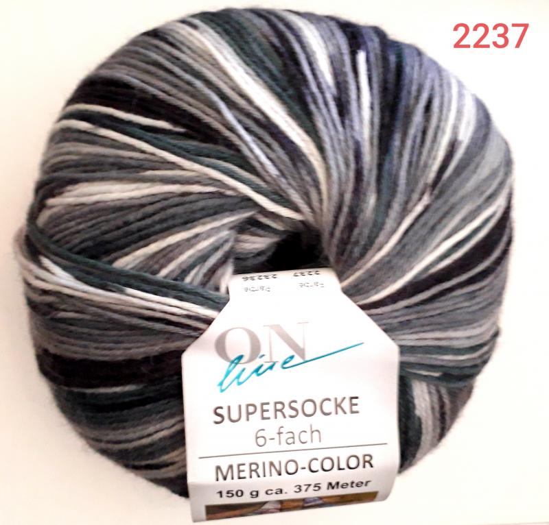 Merino Color 6f