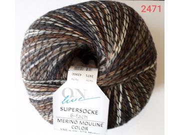 Merino Mouline Color 6f