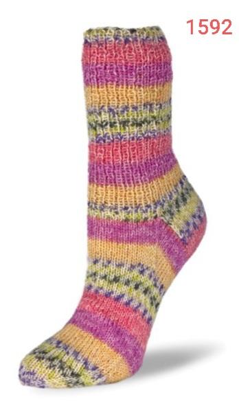 Flotte Socke Tencel