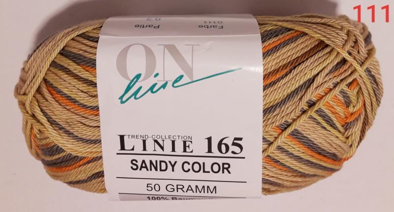 Sandy Color
