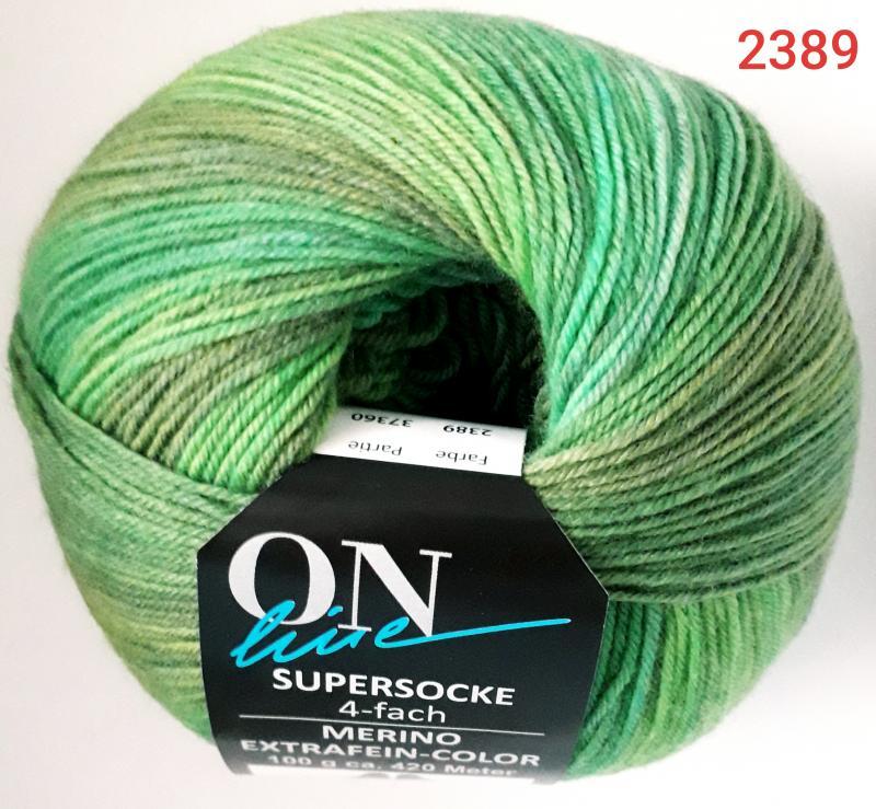 Merino Extrafein Color 4f