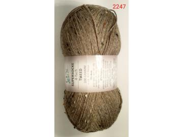 Super Socke Tweed 4f